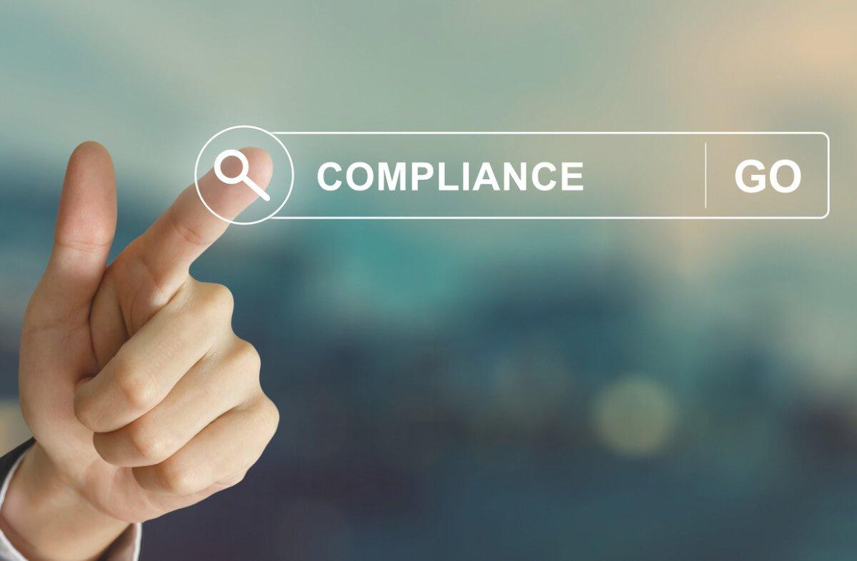 100% compliance